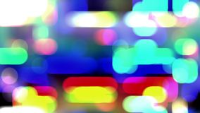 Abstract soft defocused blured light leak color lights background new quality universal motion dynamic animated. Abstract soft blured light leak color lights stock footage