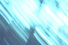 Abstract soft blurred background with blue, green and white colors Stock Photos