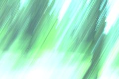 Abstract soft blurred background with blue, green and white colors Stock Photo