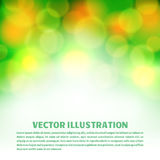 Abstract soft blurred bokeh effect background Royalty Free Stock Images