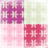 Abstract Soft Grunge Snow Background vector illustration