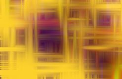 Abstract soft mix lights, orange yellow lines, shapes, graphics. Abstract background and texture. Graphics, soft mix shapes and orange yellow lines, lights and stock illustration