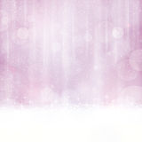Abstract soft purple background with blurry lights Stock Photo
