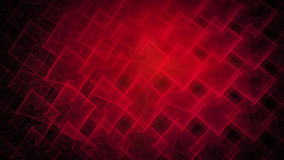 Abstract soft red background with light rectangles Royalty Free Stock Photography