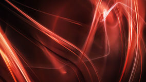 Abstract soft red glowing stripes Royalty Free Stock Image