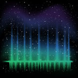 Abstract sound waves Stock Photos