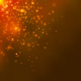 Abstract space background. Vector illustration for your design royalty free illustration
