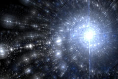 Abstract space background royalty free stock images