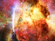 Abstract space fantasy Royalty Free Stock Photography