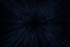Abstract Space Light Speed Motion. Background wallpaper Royalty Free Stock Images