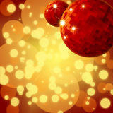 Abstract sparkle disco background Royalty Free Stock Photos