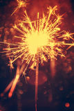 Abstract sparkler bokeh background Royalty Free Stock Photo
