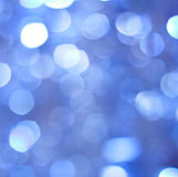 Abstract sparkles background. Nice abstract blue sparkles background stock photography