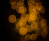 Abstract sparkles background. Nice abstract gold sparkles background royalty free stock photos