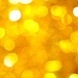 Abstract sparkles background. Nice abstract gold sparkles background stock photos
