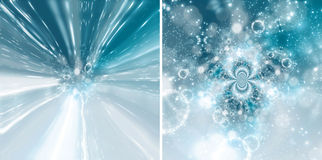 Abstract sparkly background Stock Images
