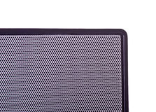 Abstract Of Speaker Grill Royalty Free Stock Image