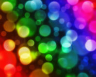 Abstract Spectrum Background Royalty Free Stock Photos