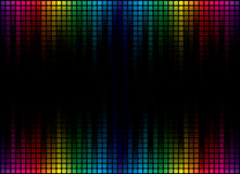 Abstract Spectrum Background. (editable vector stock illustration