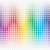 Abstract Spectrum Background royalty free illustration