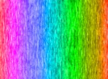 Abstract Spectrum. Spectral color background of individual rectangles Stock Images
