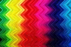 Abstract spectrum wave glowing Stock Images