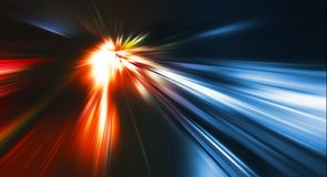 Abstract speed movement background Stock Illustration