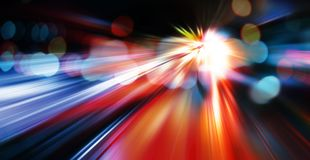 Abstract speed movement background Royalty Free Stock Image