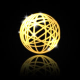 Abstract sphere. Stock Photography