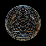 Abstract sphere Stock Photography