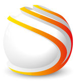 Abstract sphere vector illustration