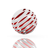 Abstract sphere Stock Image