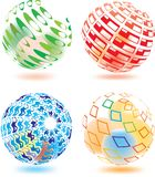 Abstract Sphere Stock Photo