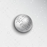 Abstract sphere background Stock Images