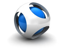 Abstract sphere Royalty Free Stock Images