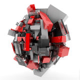 Abstract sphere Stock Images