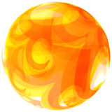 Abstract sphere. Vector illustration for your Royalty Free Stock Image