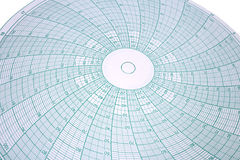 Abstract Spherical Graph Design Stock Image