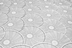 Abstract Spherical Graph Design Royalty Free Stock Photo