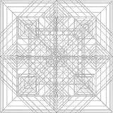 Abstract Spider Web Construction Structure Vector Stock Photos