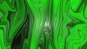 Abstract spilled paint. Mystical illustration. Abstract paint background. Paint stains backgrounds. Watercolor wallpaper. Texture. Spilled green paint on the Stock Photo