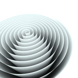 Abstract spiral background Royalty Free Stock Photography