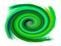 Abstract spiral background Royalty Free Stock Photo