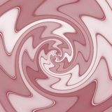 Abstract spiral background in red Royalty Free Stock Photography
