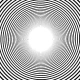 Abstract spiral element.  Twirl, swirl, whorl shape. Stock Photos