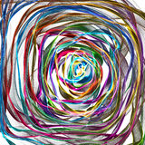 Abstract spiral Royalty Free Stock Images