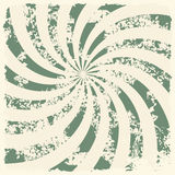 Abstract spiral grunge pattern background. Vector Stock Images