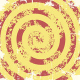 Abstract spiral grunge pattern background. Vector Stock Photos