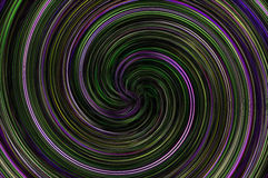 Abstract spiral line background Royalty Free Stock Photography