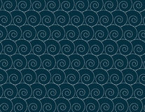 Abstract spiral pattern Royalty Free Stock Photography